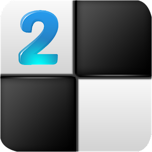 Piano Tiles 2 White Tile Icon