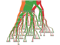 Fraud Detection Using Interactive Construction And Analysis Of Decision Trees