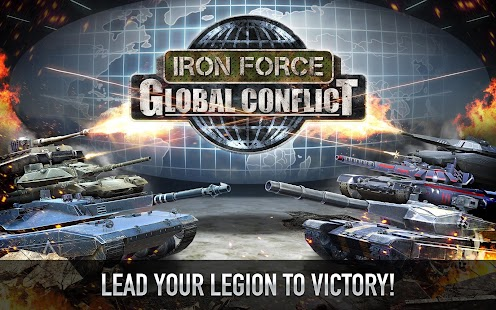 Iron Force APK for Blackberry