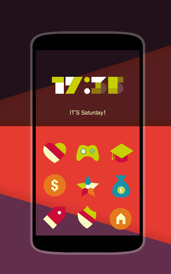 Stylish Icons - Icon Pack Screenshot 3