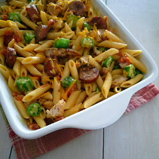 Cajun Chicken Pasta Penne Pasta Recipes