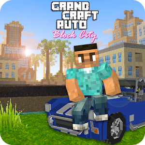 Grand Craft Auto: Block City