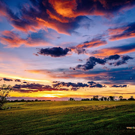 Colorado Colors by Will Shuck - Landscapes Sunsets & Sunrises