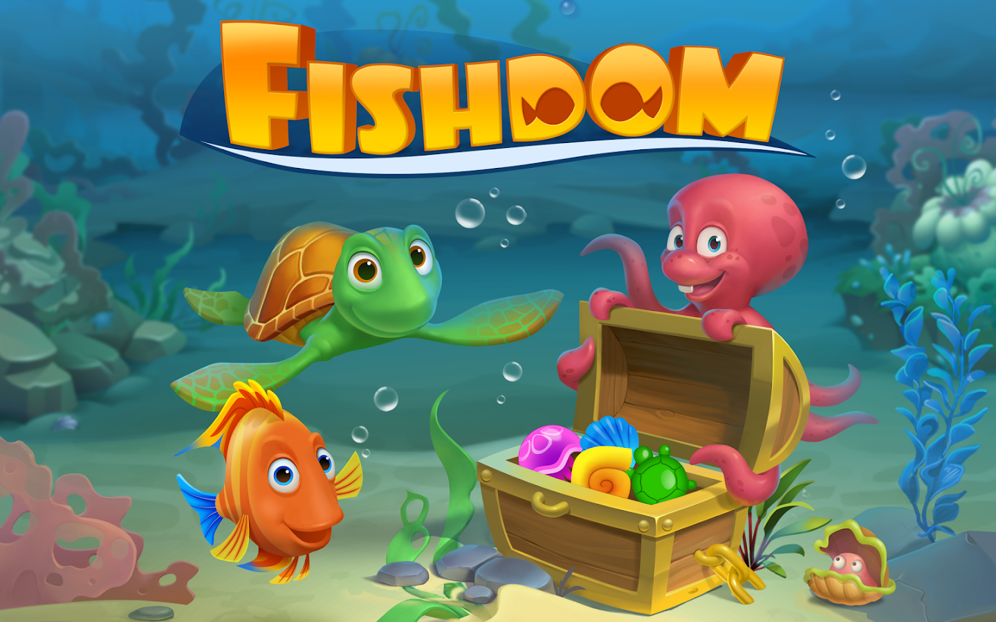 Fishdom Screenshot 16