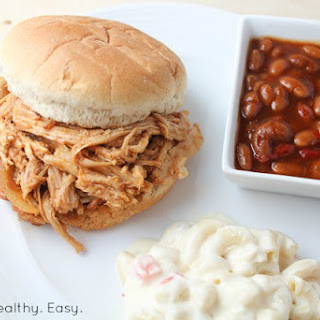 Easy Crock Pot BBQ Pulled Pork