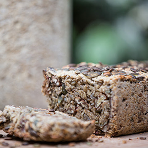 Gluten Free Buckwheat and Oat Bread