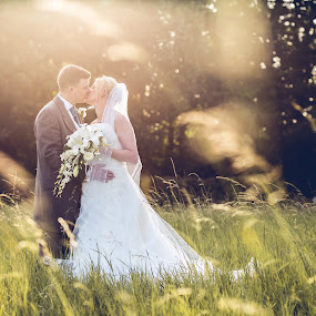 Summer Love by Paul Eyre - Wedding Bride & Groom ( derby wedding photographer, wedding photography, leicester wedding photographer, nottingham wedding photographer, paul eyre images )