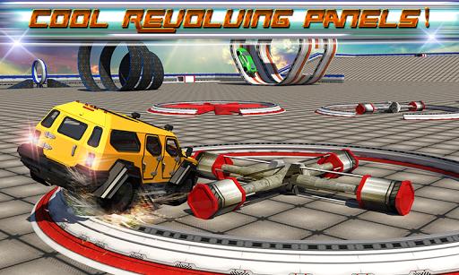 Extreme Car Stunts 3D - screenshot