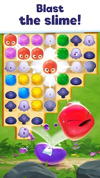 Jelly Splash - Line Match 3 APK screenshot thumbnail 3