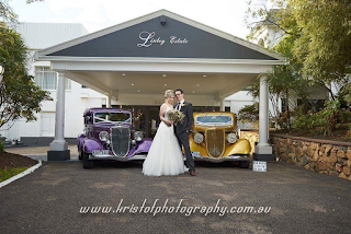 chauffeured hot rod hire melbourne