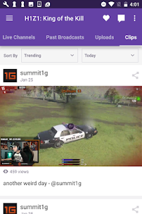 App Twitch APK for Windows Phone