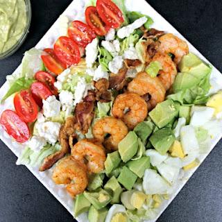 Seafood Cobb Salad Recipes