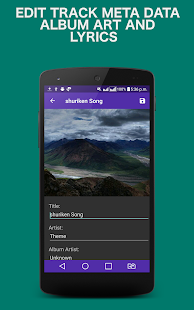 Marine Music Player Pro v1.03 Patched Apk