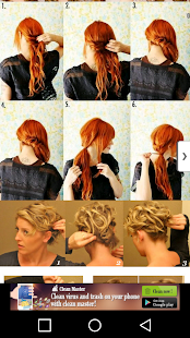 Easy Hairstyles For Girls - screenshot