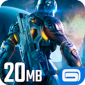 Download N.O.V.A. Legacy APK on PC
