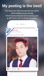 App Kpop Star ♡ - Idol ranking apk for kindle fire