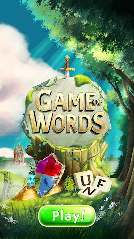 Game of Words: Cross and Connect Screenshot