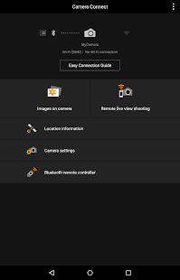 App Canon Camera Connect APK for Kindle