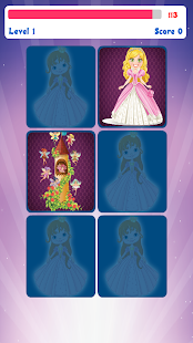 Princess Memory Game- screenshot