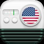 Radio USA - Radio stations near me for Free Icon