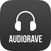 Free Mp3 Music Streaming & Streamer - AudioRave icon
