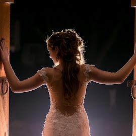 by Lodewyk W Goosen (LWG Photo) - Wedding Bride ( wedding photography, wedding photographers, bridal, wedding day, wedding, weddings, brides, wedding photographer, bride )