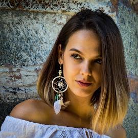 by Vaska Grudeva - Novices Only Portraits & People (  )