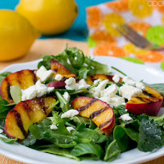 Peach Salad With Feta Recipes