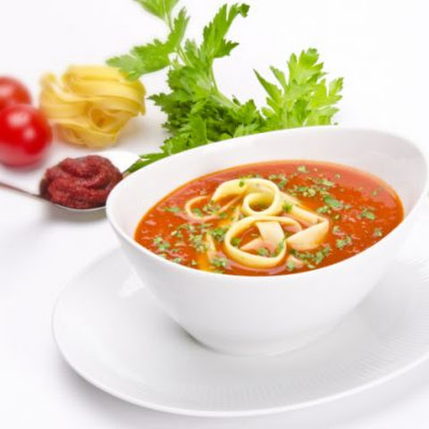 Make-Ahead Pasta Soup with Italian Sausage