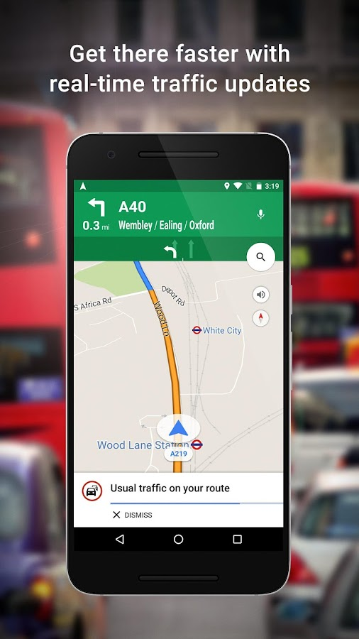 Maps Navigation Transport Android Apps On Google Play