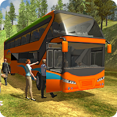 Off Road Tourist Bus Driver 3D APK Descargar