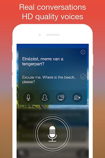 Learn Hungarian - screenshot