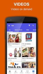 App nexGTv Live TV News Cricket APK for Windows Phone