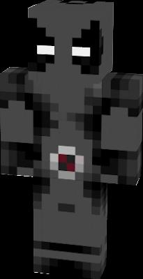 Deadpool Preto