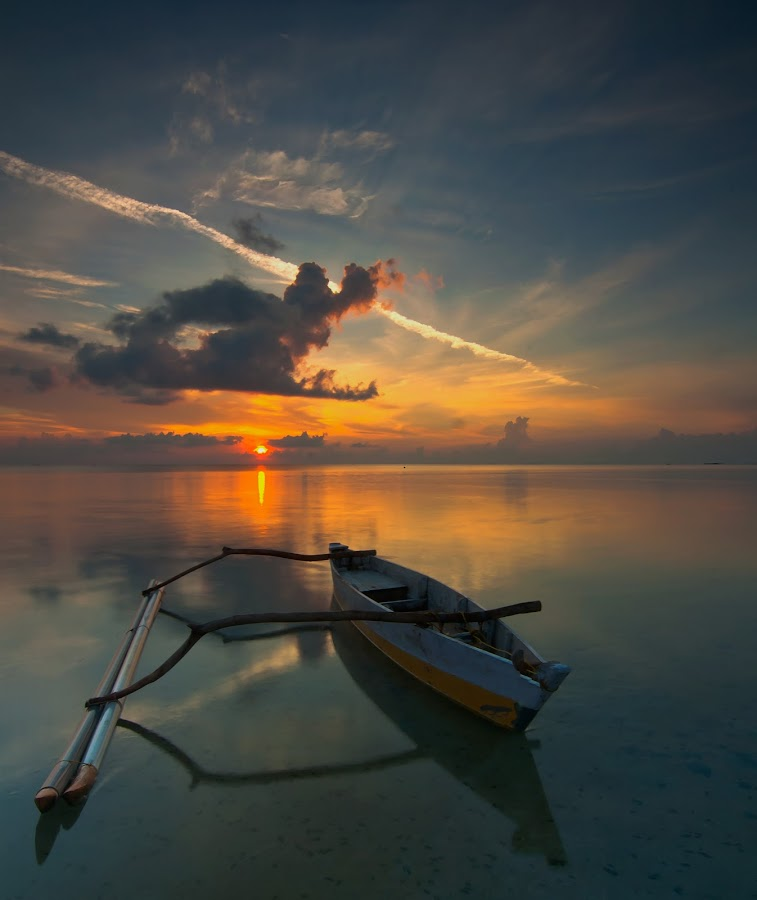 Nice Sky by Adiyanto Rama - Landscapes Waterscapes