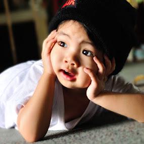 Seanne by Boyet Lizardo - Babies & Children Children Candids ( d90, nikon )