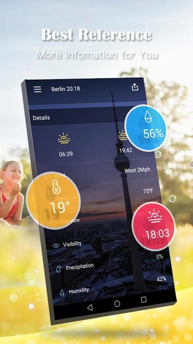 Weather Forecast Pro Screenshot 2