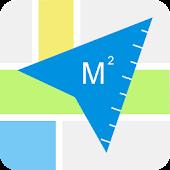 GPS Map Ruler APK for Bluestacks