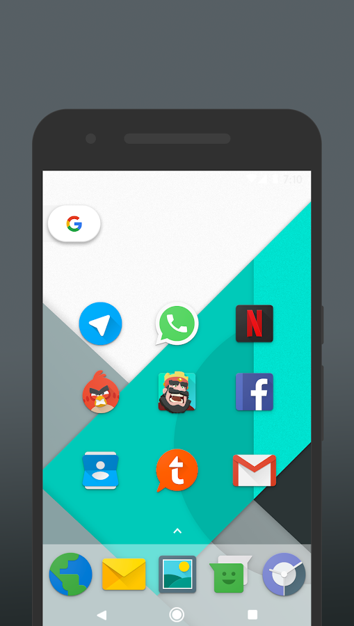 Nucleo UI - Icon Pack Screenshot 1