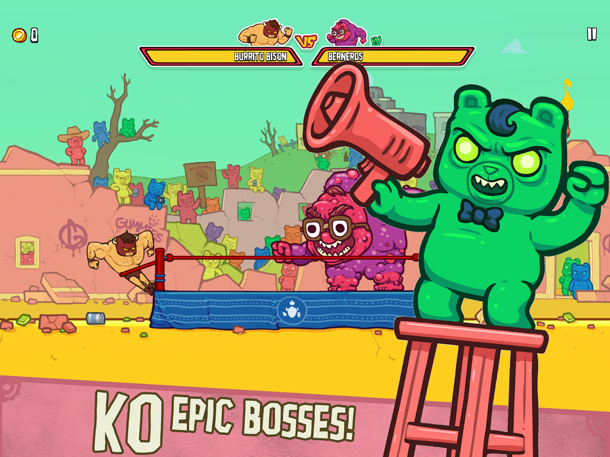 Burrito Bison: Launcha Libre Screenshot 6