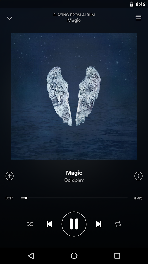 Spotify Music Screenshot 0
