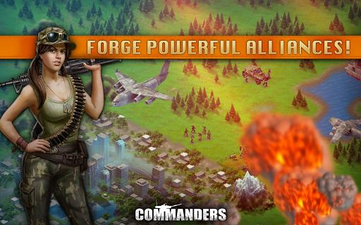 Commanders screenshot 11