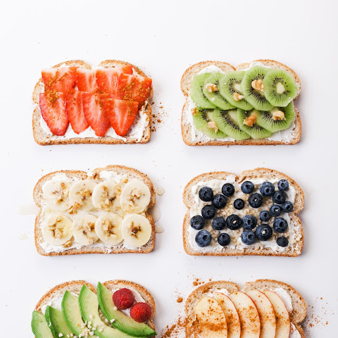 Breakfast Toasts