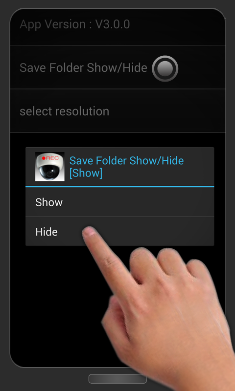 XCamera (spy technology) Screenshot 6