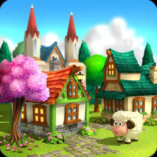 Town Village: Farm, Build, Trade, Harvest City (game)