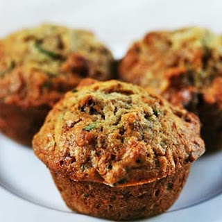 Cinnamon Zucchini Muffins Recipes