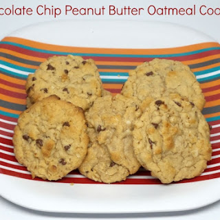 Amazing Chocolate Chip Oatmeal Cookies