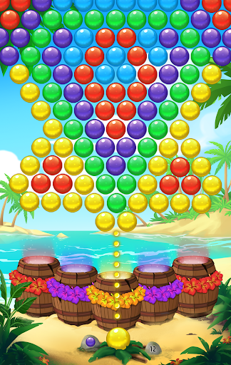 Bubble Beach Buster For PC