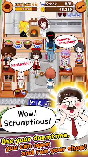 My Cafe Story3 -DONBURI SHOP-