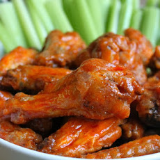 Buffalo Wings (aka Hot Wings) and October Unprocessed